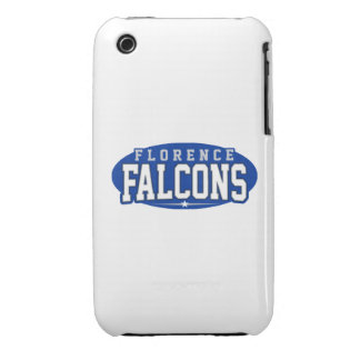 Florence High School; Falcons iPhone 3 Case