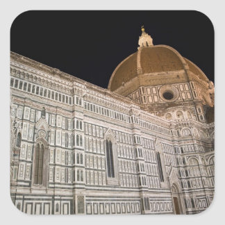 Florence, Italy 6 Square Sticker