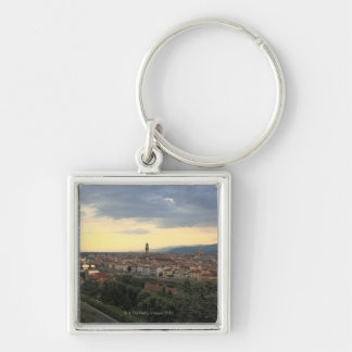 Florence, Italy Cityscape. Keychain