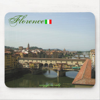 Florence Italy cool mousepad design