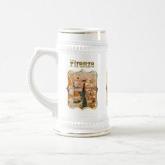 Florence, Italy (Duomo) Beer Stein