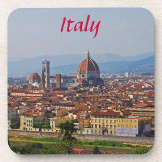 Florence Italy Duomo Beverage Coaster
