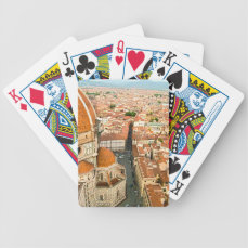 Florence, Italy (Duomo) Bicycle Playing Cards