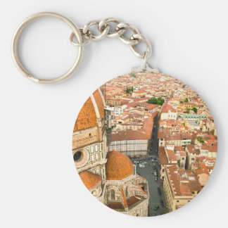 Florence, Italy (Duomo) Keychain