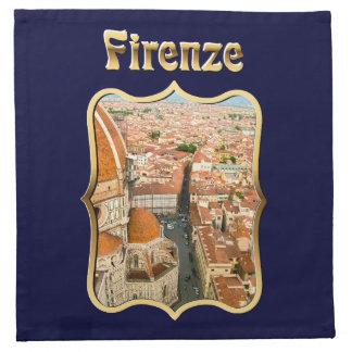 Florence, Italy (Duomo) Napkin