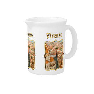 Florence, Italy (Duomo) Pitcher
