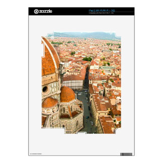 Florence, Italy (Duomo) Skin For The iPad 2