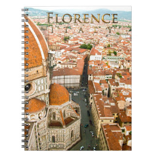 Florence, Italy (Duomo) Spiral Notebook