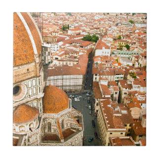 Florence, Italy (Duomo) Tile