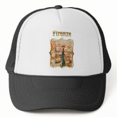 Florence, Italy (Duomo) Trucker Hat