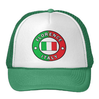 Florence Italy hat