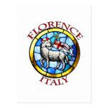 Florence Italy I Postcard