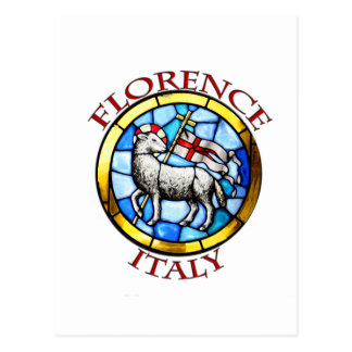 Florence Italy I Postcard