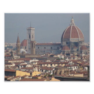 Florence, Italy-II Duomo di Firenze, Cathedral Photo Print
