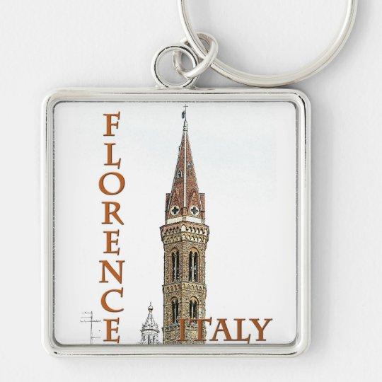 Florence, Italy II Keychain