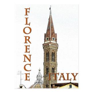 Florence, Italy II Postcard