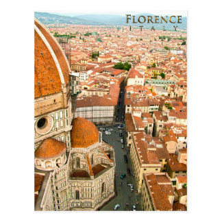 Florence, Italy  - Il Duomo di Firenze Postcard