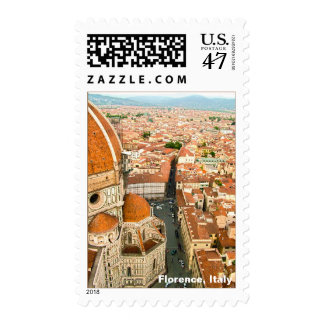 Florence, Italy  - Il Duomo di Firenze Stamp