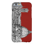 Florence Italy in red iPhone 6 Case