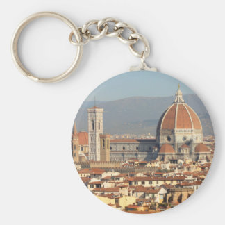 Florence, Italy Keychain