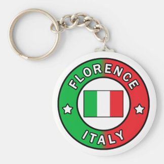 Florence Italy keychain