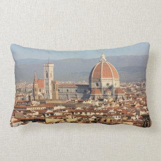 Florence, Italy Lumbar Pillow