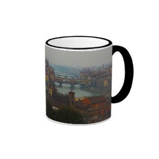 Florence, Italy Ringer Coffee Mug
