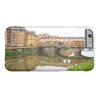 Florence, Italy Palazzo Vecchio bridge case Barely There iPhone 6 Case
