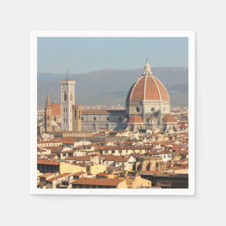 Florence, Italy Paper Napkin