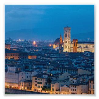 Florence Italy Photo Print
