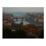 Florence, Italy Post Card