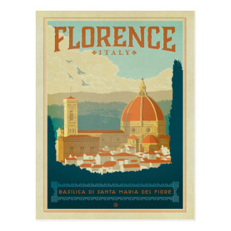 Florence, Italy Postcard