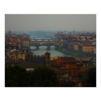 Florence Italy Print