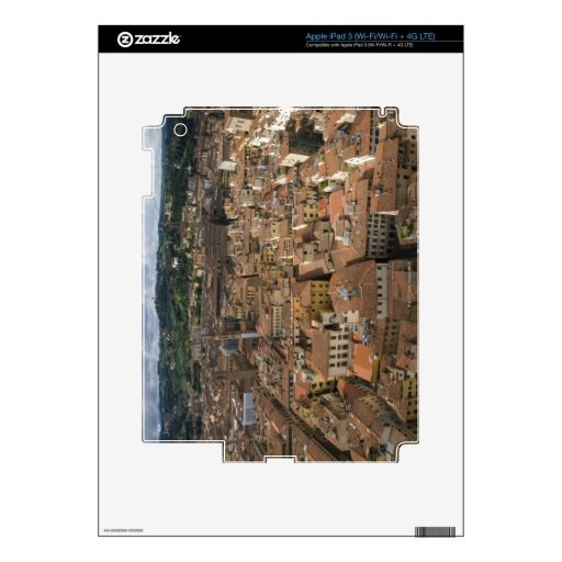 Florence, Italy Skin For iPad 3