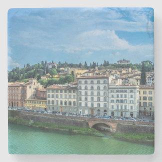 Florence, Italy Stone Coaster