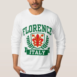 Florence Italy Tee Shirt