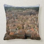 Florence, Italy Throw Pillows