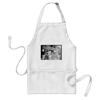 Florence Jaffray Hurst Daisy Harriman Suffragette Adult Apron