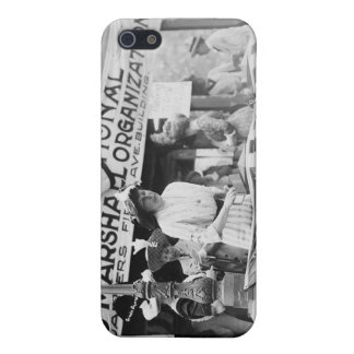 Florence Jaffray Hurst Daisy Harriman Suffragette Case For iPhone SE/5/5s