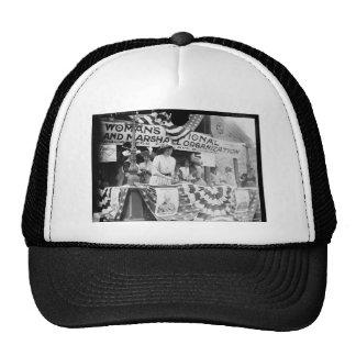 Florence Jaffray Hurst Daisy Harriman Suffragette Trucker Hat