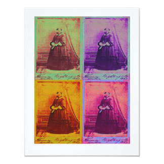 Florence Nightingale Colors Card