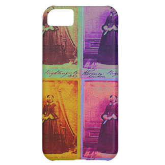 Florence Nightingale Colors Cover For iPhone 5C