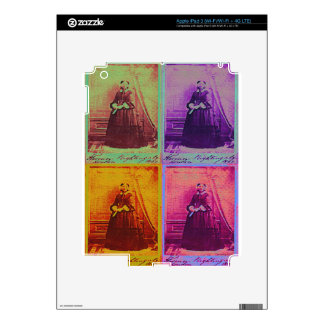 Florence Nightingale Colors iPad 3 Decal