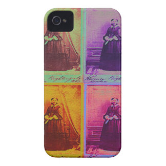 Florence Nightingale Colors iPhone 4 Case
