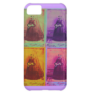 Florence Nightingale Colors iPhone 5C Case