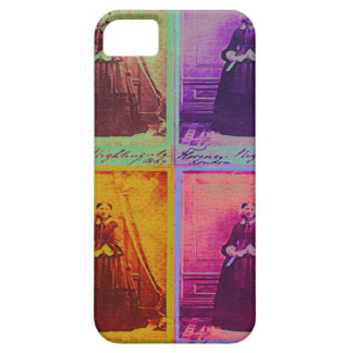 Florence Nightingale Colors iPhone SE/5/5s Case