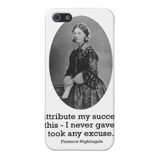 Florence Nightingale iphone 4 cover