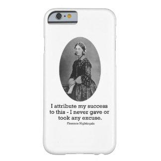 Florence Nightingale iPhone case