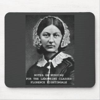 Florence Nightingale Notes on Nursing Mouse Pad