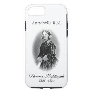 Florence Nightingale-Nurse+ Name iPhone 7 Case